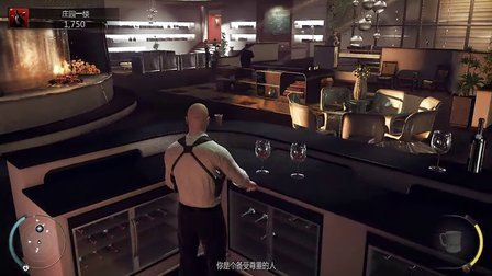 杀手5中文剧情娱乐解说 第一期:光头47的过往