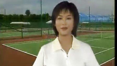 CCTV5教程 发球接发球