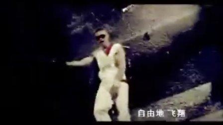自由飞翔歌曲高清晰歌曲MTV自由飞翔凤凰传奇演唱