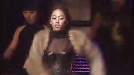 蔡妍vs全惠彬热舞