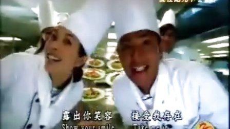 刘德华导演N多明星共同参加演出的视频《爱在阳光下》