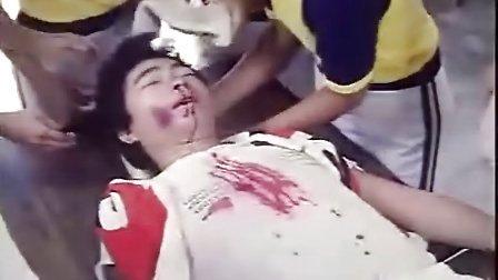 《佳人有约》片断 和美女陈秀珠打球打出血
