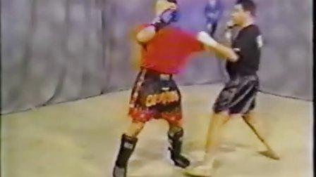 泰拳训练教程1