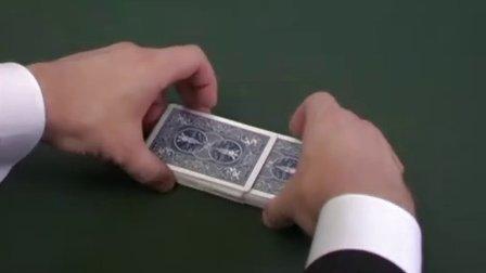 【225】03-完整扑克魔术之权威Gerry【扑克...