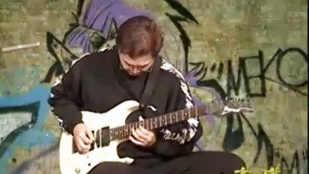曹均电吉它视频教程--2五声音阶-动感之弦