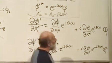 [斯坦福大学近现代物理专题课程-狭义相对论].lect7