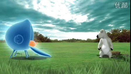backkom倒霉熊接触外星生物