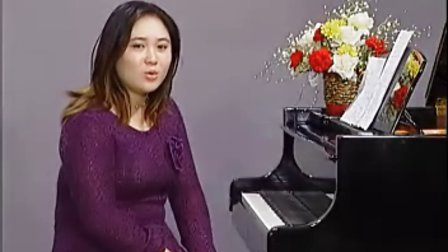 教你巧学钢琴陆佳  第一集  02姿势与断奏