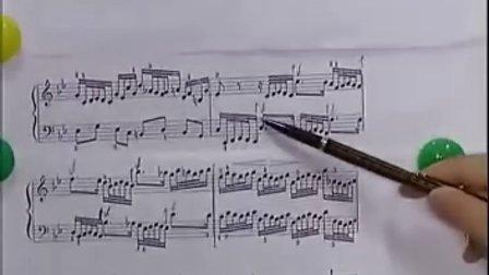 教你巧学钢琴陆佳  第一集  04左右手配合