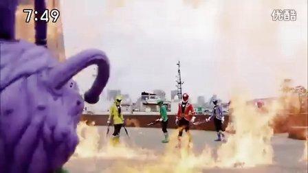 [光の影字幕组][海贼战队豪快者][第13话][告诉我的道路][试看版]