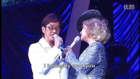 22.I Honestly Love You-谭泳麟.杜丽莎-演唱会