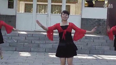 铭传黄玲广场舞——最幸福的人