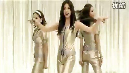 少女时代 - Hoot(舞蹈版)MV