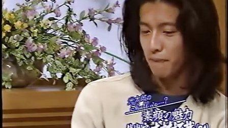 [拓小哉字幕]1997年「Gift」宣番木村拓哉采访(下半)