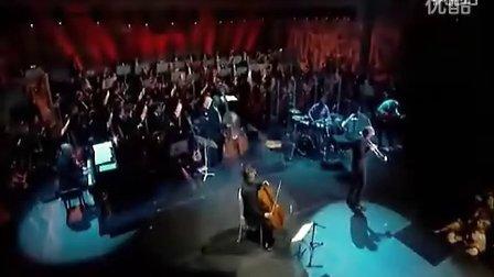 爵士与古典的结合!意大利爵士小号型男克里斯波提与古典大提琴巨匠马友友 演绎《Cinema Para