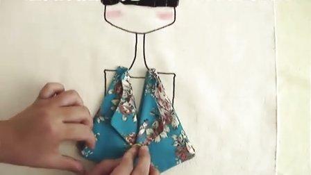 左手右手DIY加盟机构|首创DIY手工布包制作教程