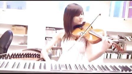 超正点女子乐坊演奏[舞娘]幕后练习