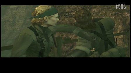 【PS2模拟器PCSX2】《合金装备3》游戏视频04 [超清]