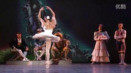【唐吉尔看芭蕾】堂吉诃德 Don Quixote coda女变奏(CNB)