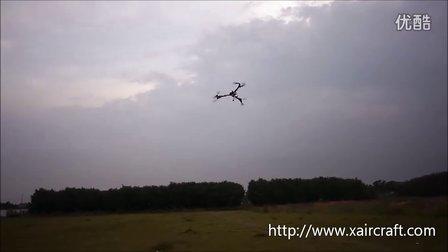XAircraft Y6 测试