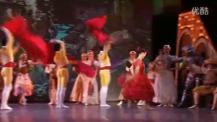 【唐吉尔看芭蕾】堂吉诃德 Don Quixote 第一幕女变奏(CNB)