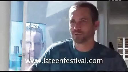 Paul Walker Running Scared Experience