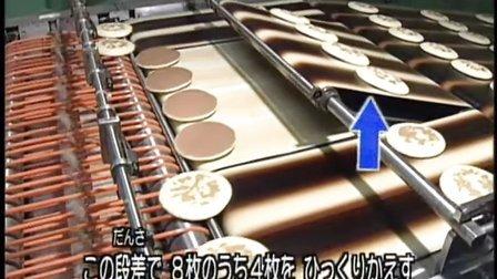 【日本科学技术】铜锣烧的制作流程