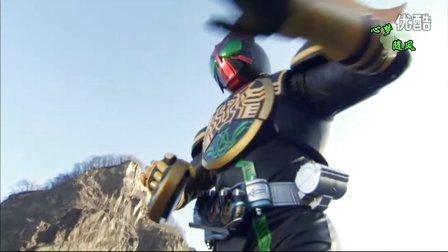 [假面骑士40周年剧场版] 主题MV Let's Go Rider Kick 2011