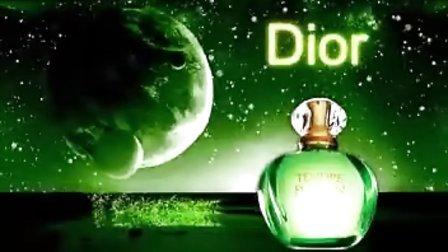 1994迪奥 Tendre Poison温柔奇葩绿毒女士香水广告