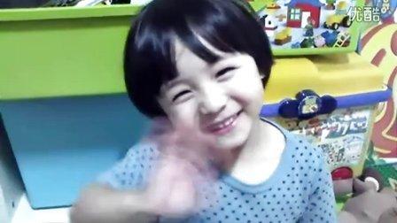 【混血儿ReciponLeo新浪微博】Leo用中文说我爱你喔