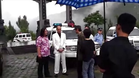 《铁腕行动》中泰交接大毒枭陈龙CD哥龙飞饰演车振宇