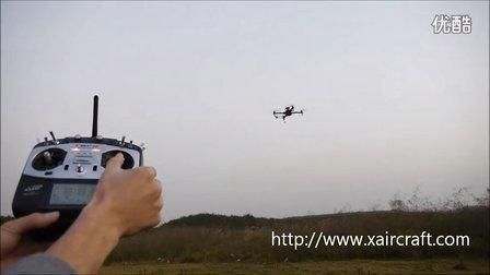 XAircraft AHRS-S V2 GPS旋转下定高定点