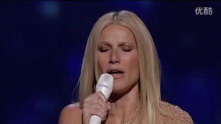 格温妮丝.帕特洛(Gwyneth Paltrow)83届奥斯卡颁奖典礼深情献唱