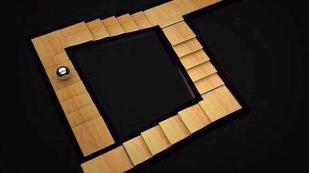 矛盾空間--循環樓梯