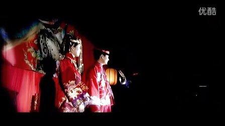 西式迎亲 中式仪式 禧百年新都桂湖 中西合璧婚礼