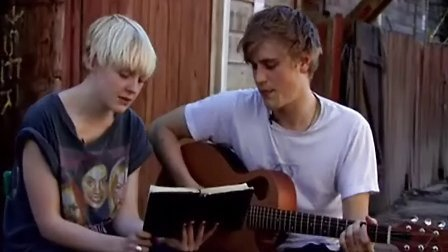 Johnny Flynn and Laura Marling