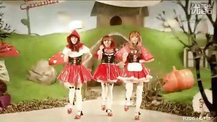 日韩美女Orange Carame-A ing Dance Ver现场版【月影琴桥