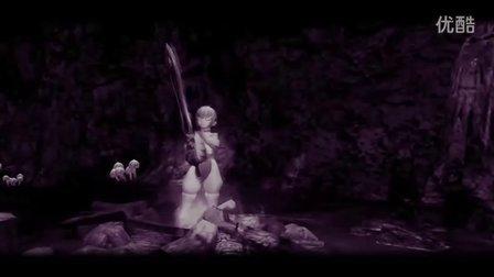 以剑之名!《龙之谷》月之领主的独舞【雪霜作品】