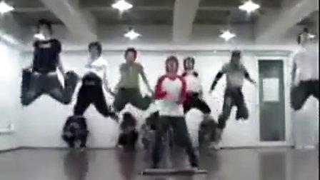 Super Junior - U 练习室 舞蹈版