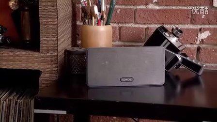 SONOS 无线多房间音响系统——用你的WiFi 去实现 HiFi(国林智控)