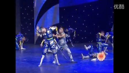 《我爱机器人》——云南省昭通市风痕舞蹈培训学校选送