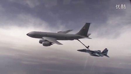 F-15 Agressor Refueling (2012)