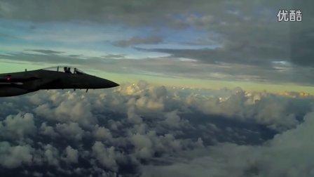 F-15 Air Training Mission (2012)