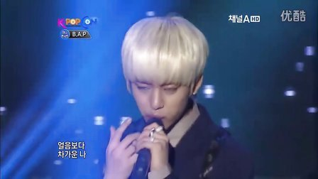 【o︻$╃攵】B.A.P - Secret Love     120306 Channel A HD
