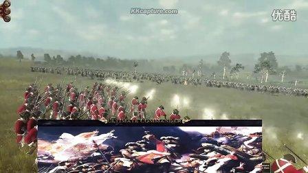 帝国全面战争-英国VS马拉帝国