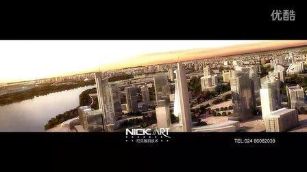 NICKART2011作品集锦宣传片