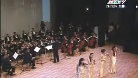 垂 柳(越南女声小合唱)