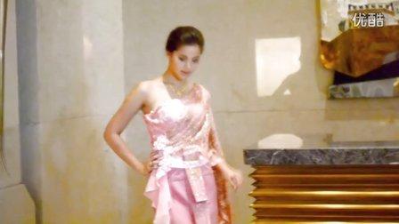 20120523 Yaya凯宾斯基大酒店拍摄iDo Wedding杂志泰式婚纱照幕后花絮