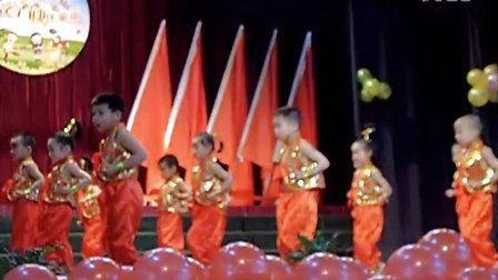 幼儿舞蹈--《中国功夫》湖南怀化宝宝乐幼儿园