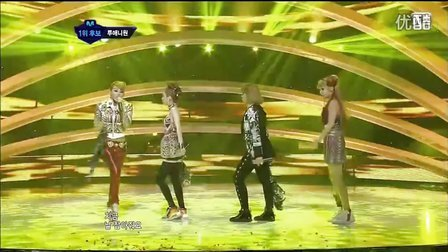 『G-Dragon』2NE1 Comeback舞台现场拍摄